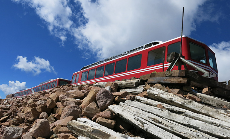 Riding The Rails In Colorado August 3 8 2014
